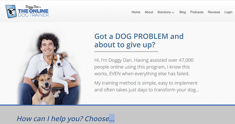 Doggy Dan Product Review